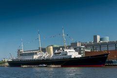 Edimburgo: Ingresso para o Royal Yacht Britannia