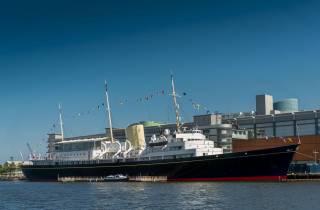 Edinburgh: Königliche Yacht Britannia