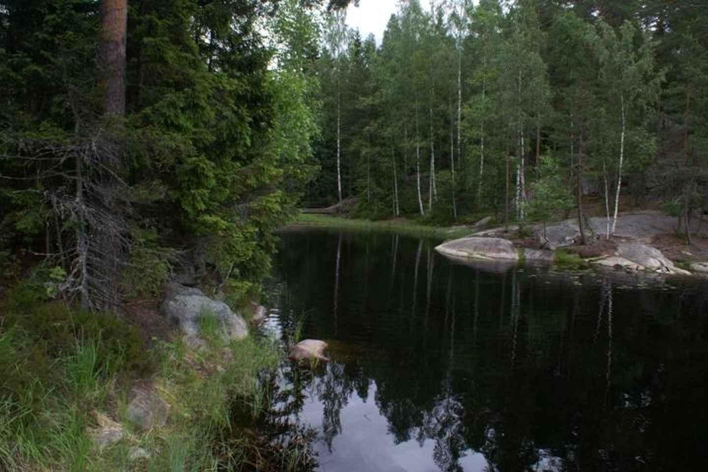Ab Helsinki: Tages-Wanderung im Nuuksio-Nationalpark