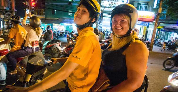 Saigon: After Dark Tour by Vintage Vespa
