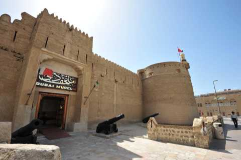Sights of Dubai: Fahidi Fort, Abra and Islamic Art
