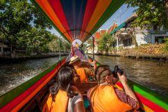 Experiências Lonely Planet: Excursão ao Templo de Bangkok e Cruzeiro