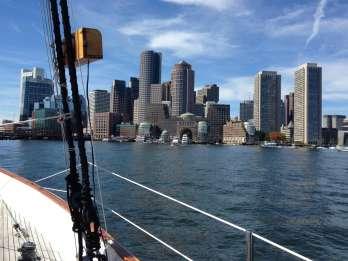 Boston: Segeltour im Hafen von Downtown