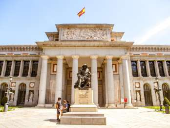 Madrid: Sightseeing-Tour und Ticket Museo del Prado
