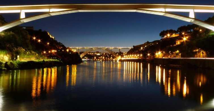 Porto: magico tour serale con cena e spettacolo di fado
