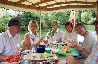 Oxford: Scenic Sightseeing Cruise mit Gourmet-Picknick