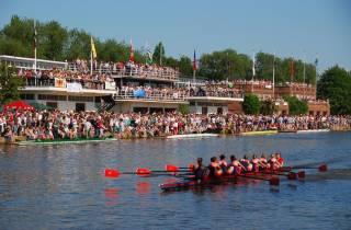 Oxford Sightseeing 30-minütige Flusskreuzfahrt