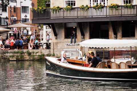 Oxford: Highlights River Cruise