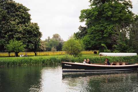Oxford: Off-The-Beaten-Track River Cruise