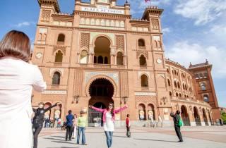 Madrid: Bustour und Eintritt zum Königspalast