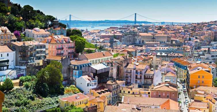 Lisboa e Fátima: Excursão Particular 8 Horas com Degustações