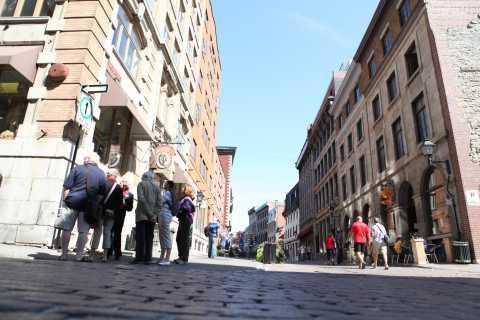 Old Montréal 2-Hour VIP Walking Tour