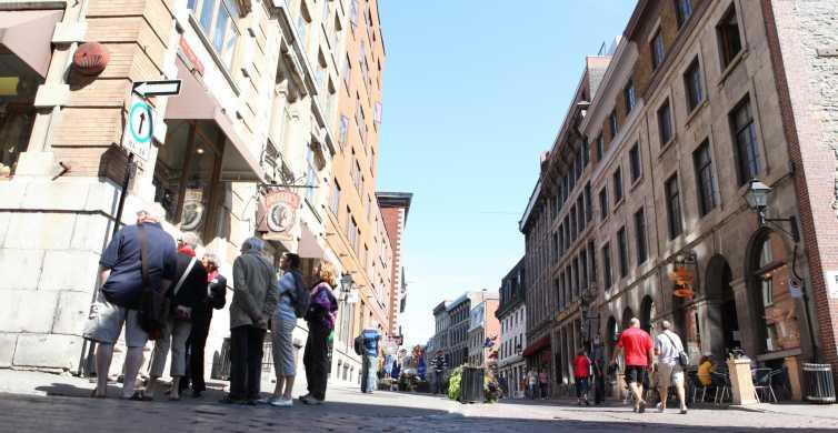 Viejo Montreal: tour vip a pie de 2 horas