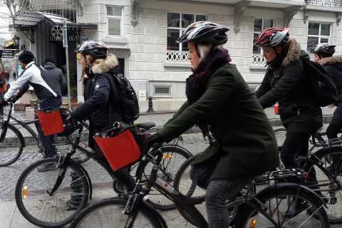 Istanbul: Golden Horn Bike Tour