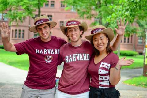 Harvard: tour de 70 minutos