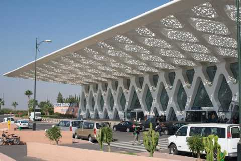 Marrakech: Private Airport Transfer