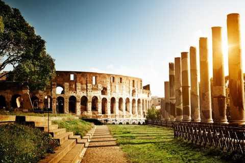 Rome Highlights Private Tour From Civitavecchia Port