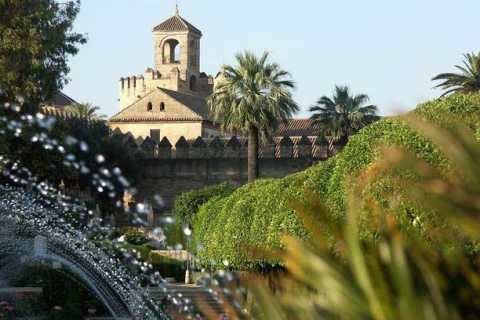 Gardens & Fortress of Catholic Monarchs Guided Tour