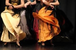 Madrid: Flamenco-Show mit Getränk