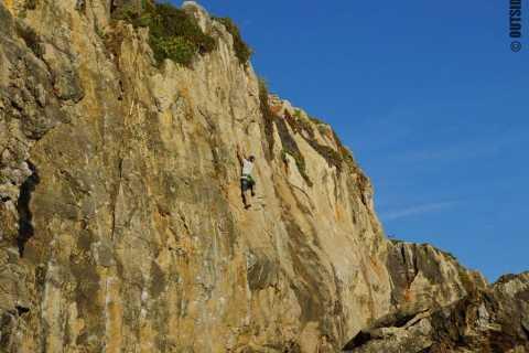 Cascais 3.5-Hour Rock Climbing Experience