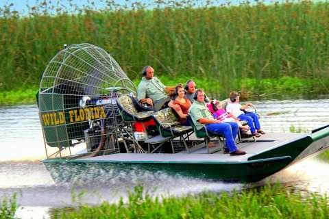 Wild About Florida Full-Day Tour from Orlando