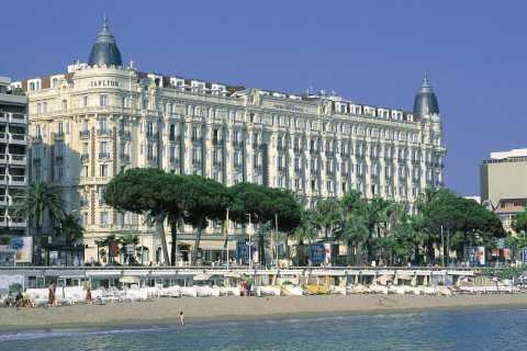 Cannes, Antibes & Saint-Paul-de-Vence from Nice