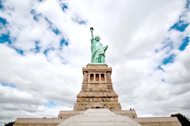 Statue of Liberty, Ellis Island, Wall Street & 9/11 Memorial