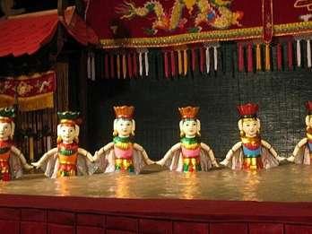 Hanoi: Street-Food-Rundgang & Wasserpuppen-Show