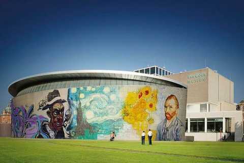 Amsterdam: Van Gogh Museum Guided Tour (Not Entry Ticket)