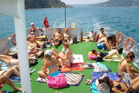 Marmaris: All Inclusive Boat Tour with Lunch
