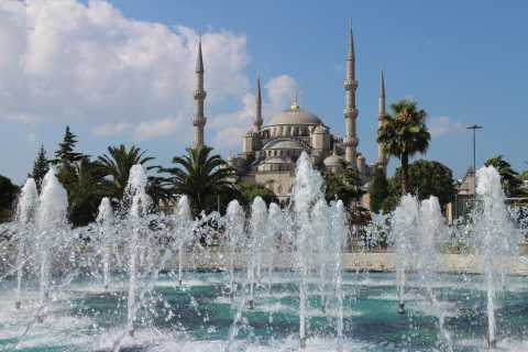 Istanbul Private Full-Day Classics Tour with Options