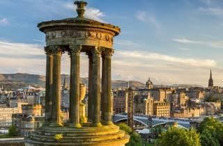 Edinburgh: Landausflug in die Innenstadt