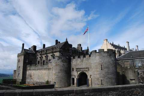 Tour del castello di Stirling, Loch Lomond e delle Highlands da Greenock