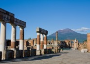 Ab Neapel: Private Tour nach Pompeji
