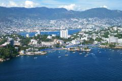 Excursão pela cidade de Acapulco