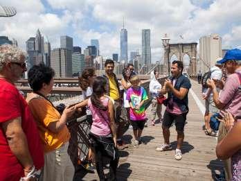 New York City: 2-stündiger Rundgang Brooklyn Bridge & Dumbo