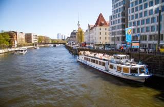 Berlin: 2,5-stündige Schiffstour auf der Spree