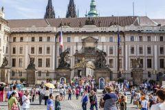 Castelo de Praga: Ingresso e Introdução