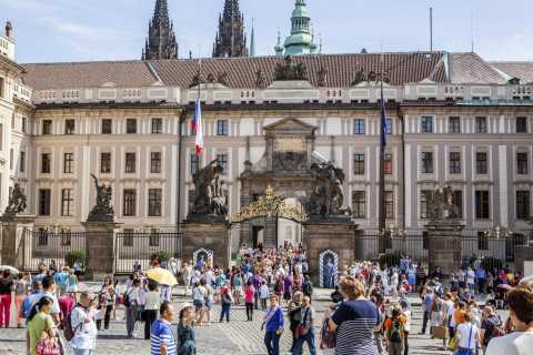 Prague Castle Ticket and Introductory Overview