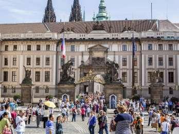 Prager Burg: Ticket und Einführung