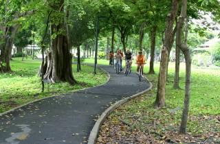 Bangkok: Stadtkultur-Fahrradtour