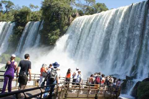 From Foz do Iguaçu: Argentinian Falls Full-Day Trip