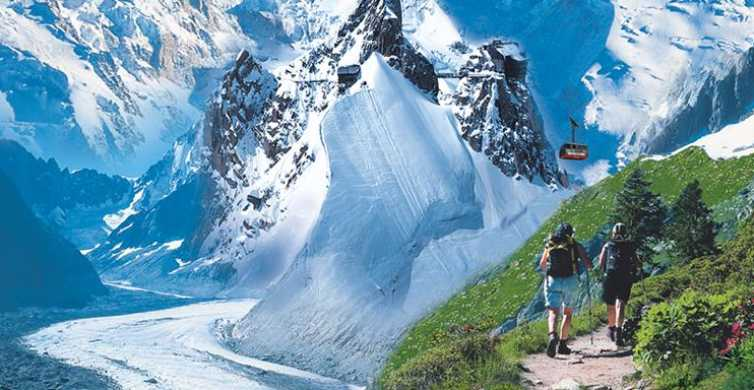 Chamonix Gold Tour from Geneva