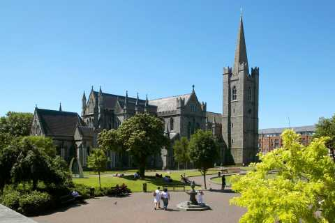 Dublin: Skip-the-Line Saint Patrick's Cathedral & City Tour