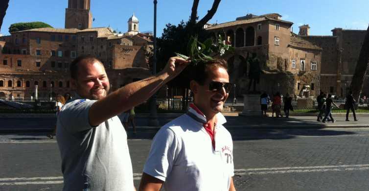 Rome: Small-Group City Treasure Hunt