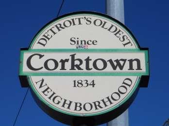 Detroit: Corktown knallt! Kleingruppenwanderung