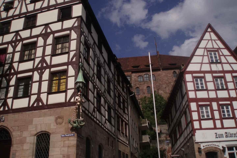 Nürnberg: 2-stündige Tour durch die historische Altstadt