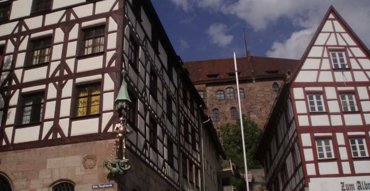 Nuremberg: 2-Hour Private Tour through Historical Old Town