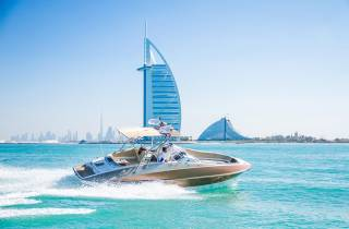 Dubai Marina: Private Bootstour & Palm-Jumeirah-Sightseeing