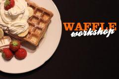 Bruxelas: Oficina de Fabricação de Waffle